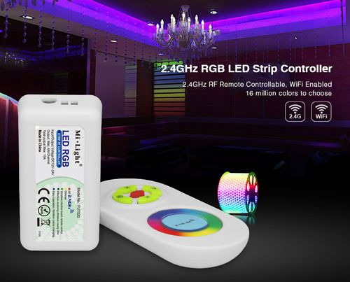 Mi Light 1 Zone RGB Controller Set  2,4G Weiß