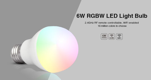 Mi Light E27  6Watt RGB+ Warm Weiß