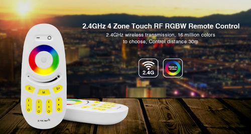 Mi Light Fernbedienung RGB W 4 Zonen 2,4G